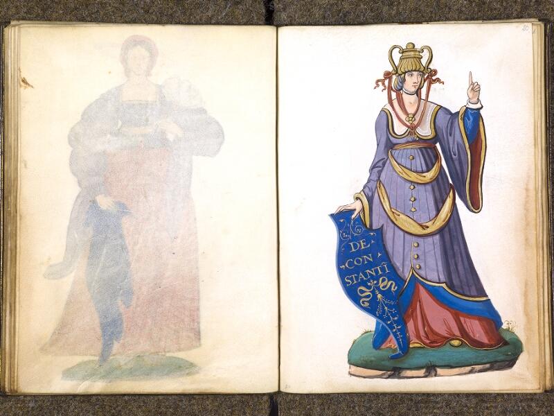 CHANTILLY, Bibliothèque du château, 0389 (1494), f. 019v - 020