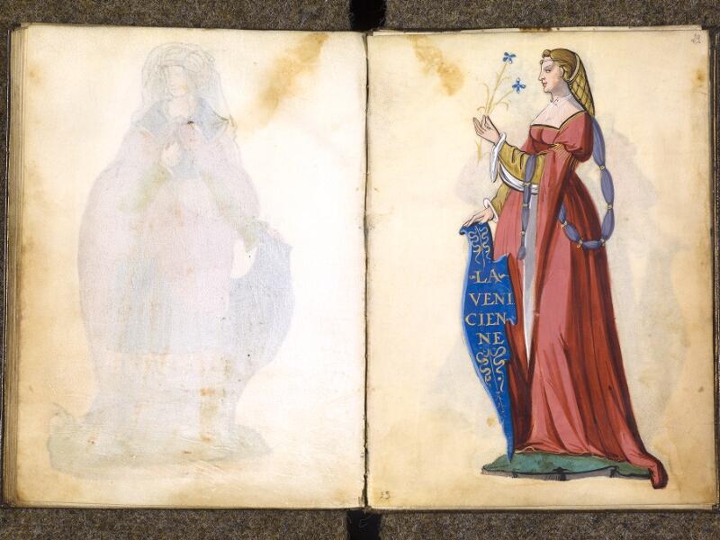 CHANTILLY, Bibliothèque du château, 0389 (1494), f. 028v - 029