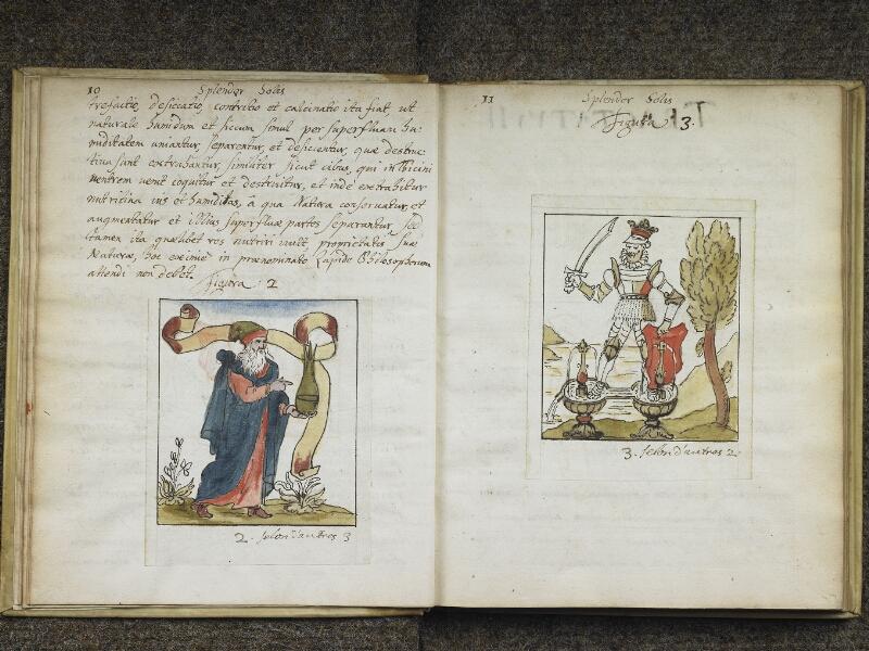 CHANTILLY, Bibliothèque du château, 0416 (1005), p. 010 - 011