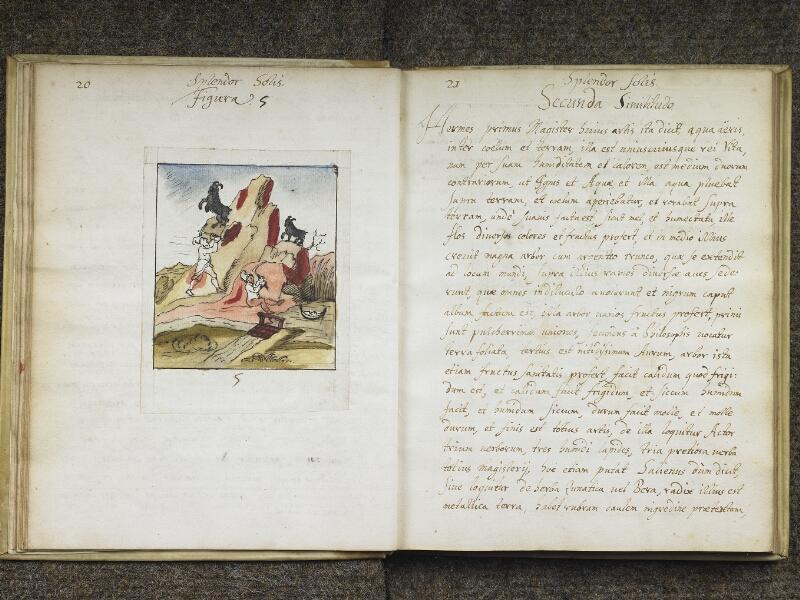 CHANTILLY, Bibliothèque du château, 0416 (1005), p. 020 - 021