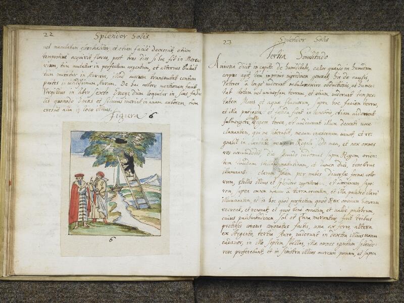 CHANTILLY, Bibliothèque du château, 0416 (1005), p. 022 - 023