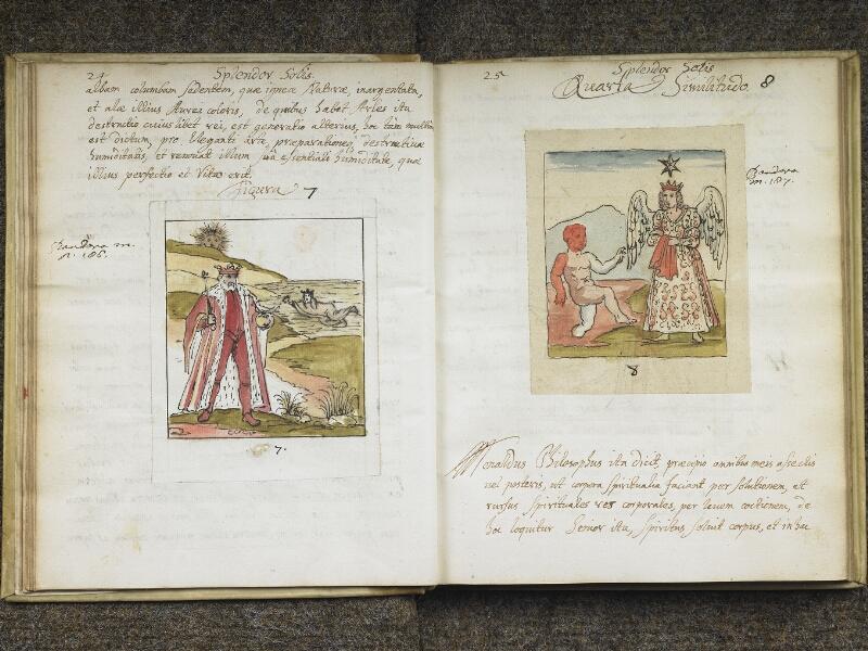 CHANTILLY, Bibliothèque du château, 0416 (1005), p. 024 - 025