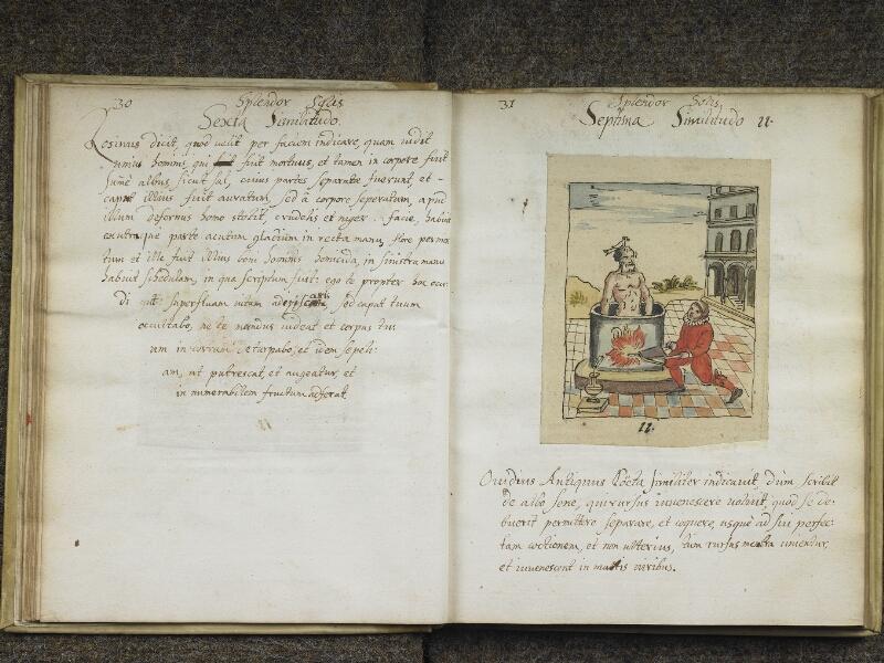 CHANTILLY, Bibliothèque du château, 0416 (1005), p. 030 - 031