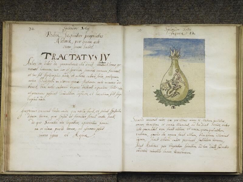 CHANTILLY, Bibliothèque du château, 0416 (1005), p. 032 - 033