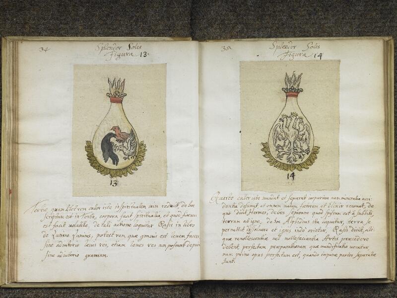 CHANTILLY, Bibliothèque du château, 0416 (1005), p. 034 - 035