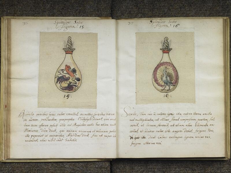 CHANTILLY, Bibliothèque du château, 0416 (1005), p. 036 - 037