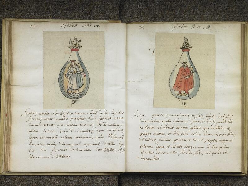CHANTILLY, Bibliothèque du château, 0416 (1005), p. 038 - 039