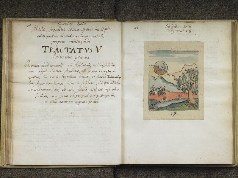 CHANTILLY, Bibliothèque du château, 0416 (1005), p. 040 - 041