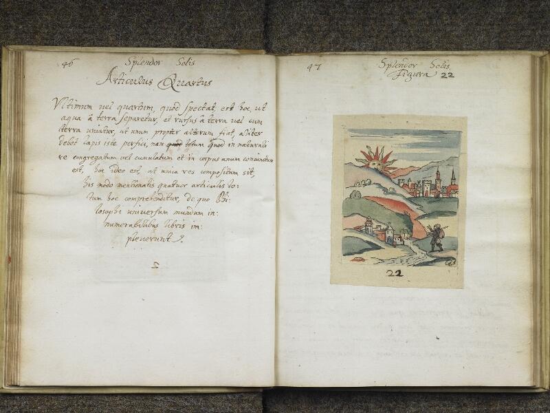 CHANTILLY, Bibliothèque du château, 0416 (1005), p. 046 - 047
