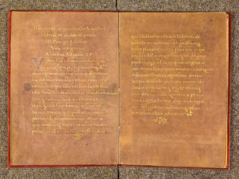 CHANTILLY, Bibliothèque du château, 0455 (1435), p. 002 - 003