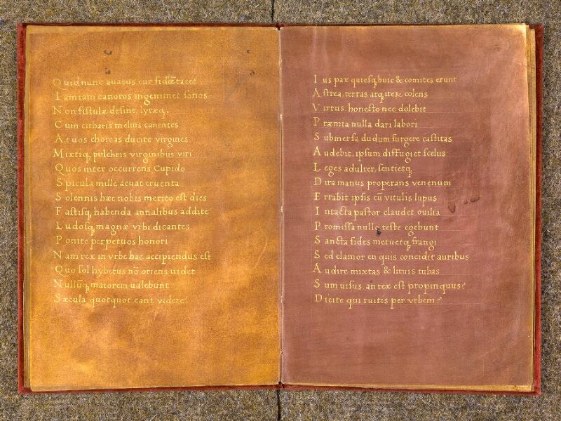CHANTILLY, Bibliothèque du château, 0455 (1435), p. 010 - 011