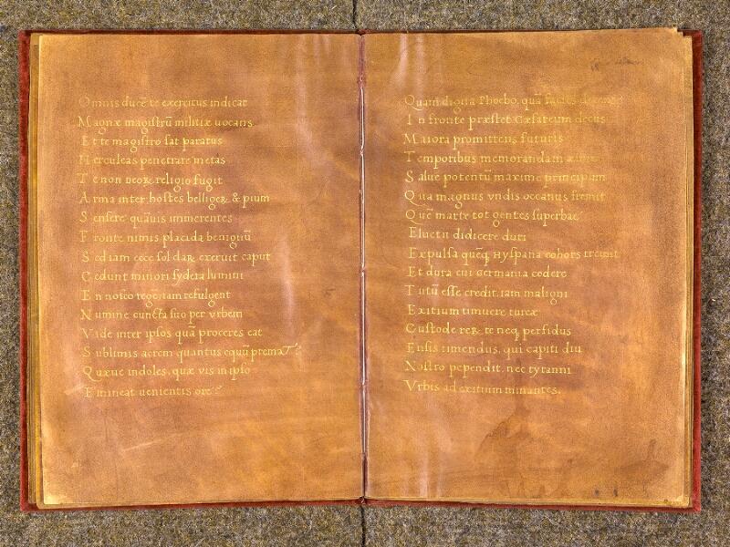 CHANTILLY, Bibliothèque du château, 0455 (1435), p. 014 - 015
