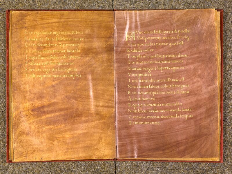 CHANTILLY, Bibliothèque du château, 0455 (1435), p. 016 - 017