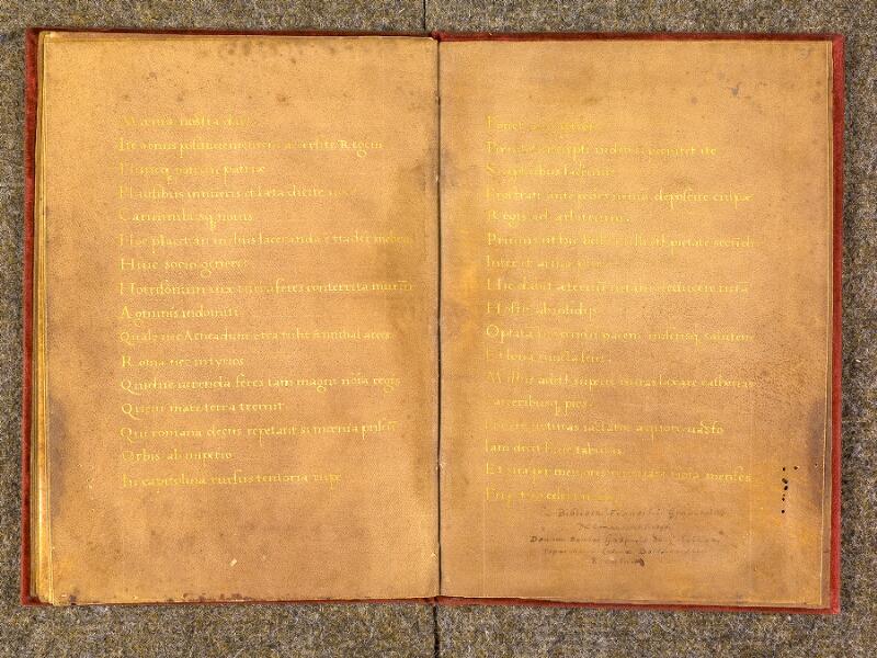 CHANTILLY, Bibliothèque du château, 0455 (1435), p. 026 - 027