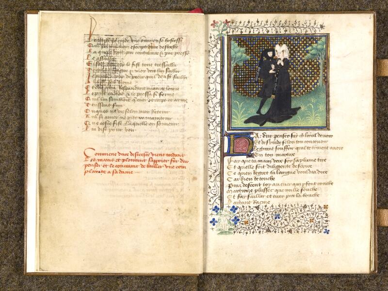 CHANTILLY, Bibliothèque du château, 0498 (1569), f. 001v - 002