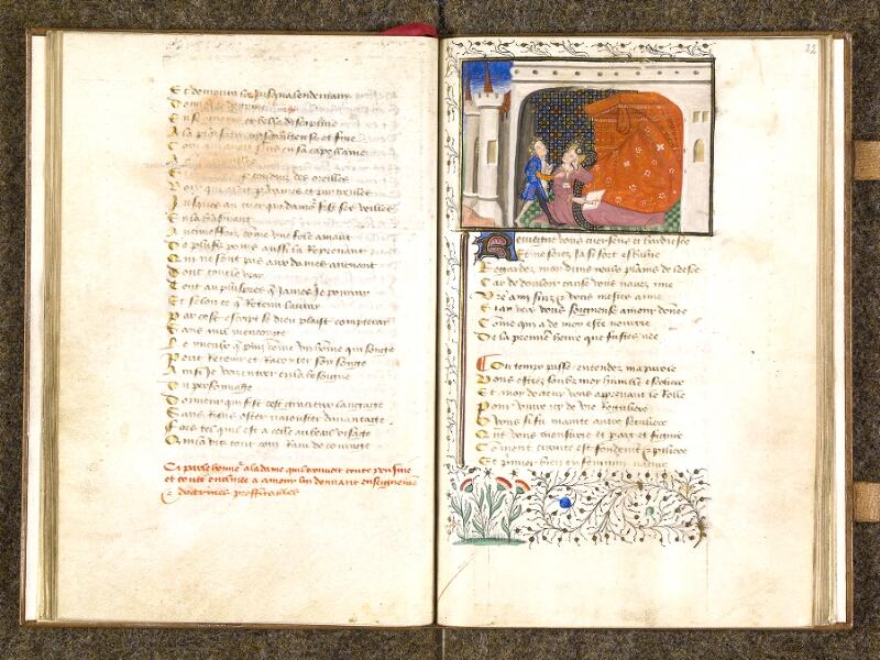 CHANTILLY, Bibliothèque du château, 0498 (1569), f. 021v - 022