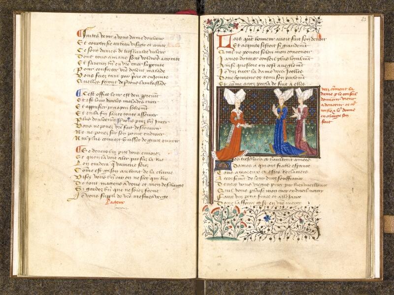 CHANTILLY, Bibliothèque du château, 0498 (1569), f. 028v - 029