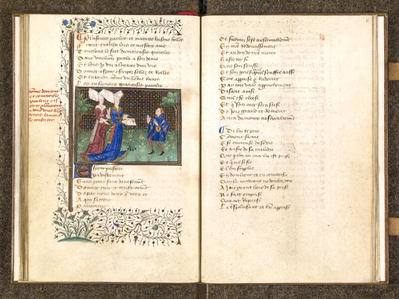 CHANTILLY, Bibliothèque du château, 0498 (1569), f. 030v - 031