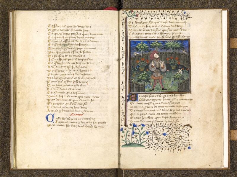 CHANTILLY, Bibliothèque du château, 0498 (1569), f. 040v - 041
