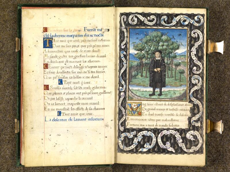 CHANTILLY, Bibliothèque du château, 0508 (1489), f. 001v - 002