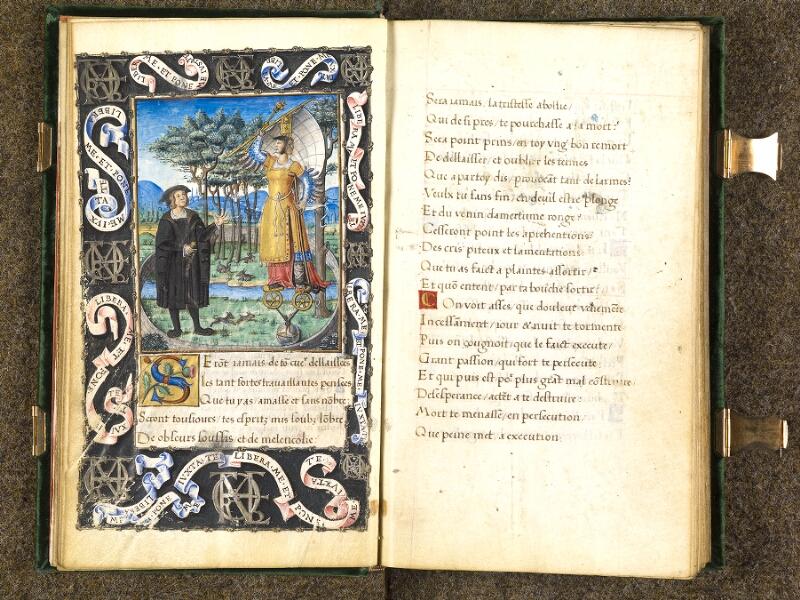 CHANTILLY, Bibliothèque du château, 0508 (1489), f. 008v - 009