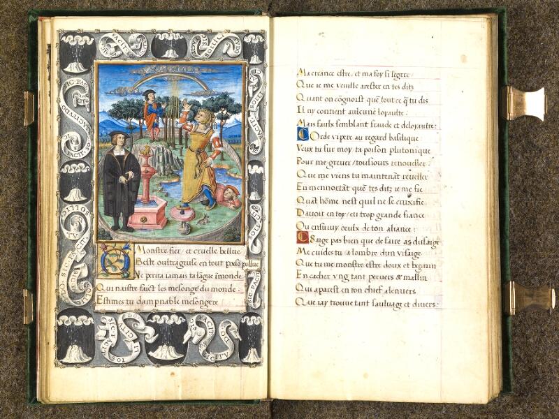 CHANTILLY, Bibliothèque du château, 0508 (1489), f. 013v - 014