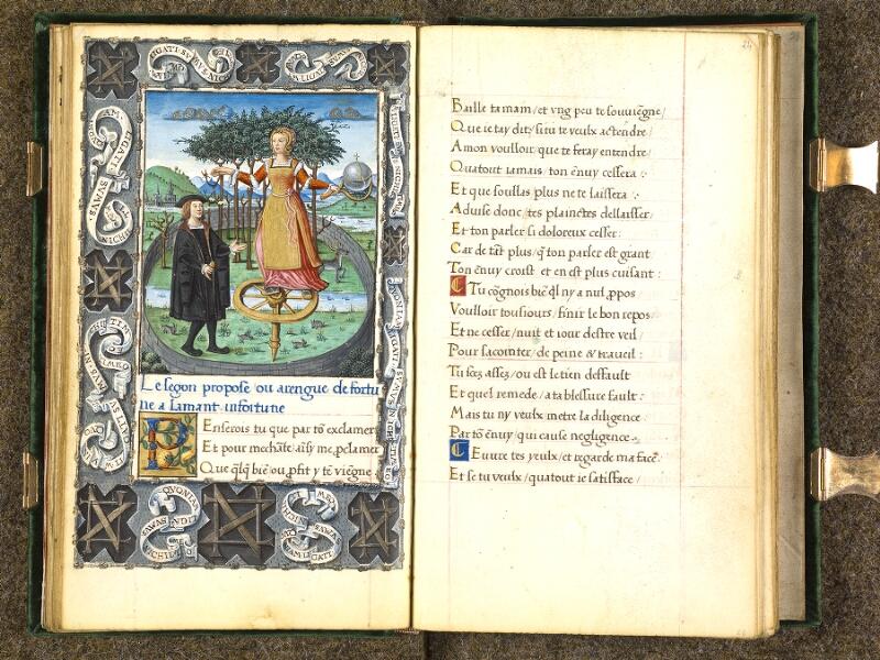 CHANTILLY, Bibliothèque du château, 0508 (1489), f. 023v - 024