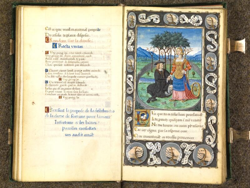 CHANTILLY, Bibliothèque du château, 0508 (1489), f. 041v - 042