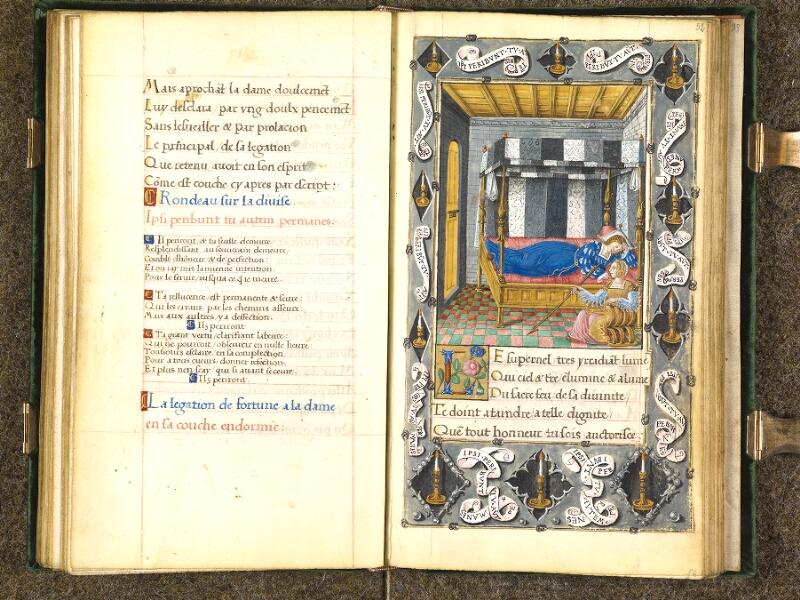 CHANTILLY, Bibliothèque du château, 0508 (1489), f. 051v - 052