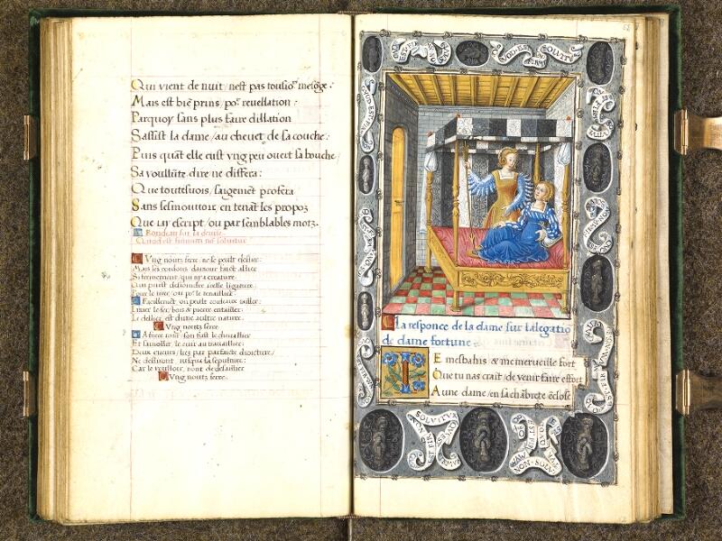CHANTILLY, Bibliothèque du château, 0508 (1489), f. 061v - 062
