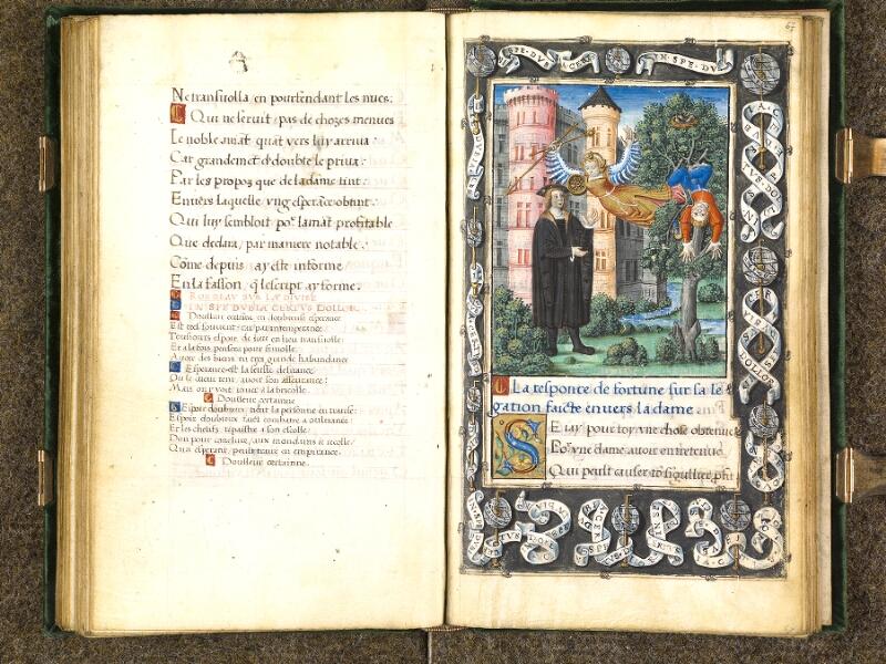 CHANTILLY, Bibliothèque du château, 0508 (1489), f. 066v - 067
