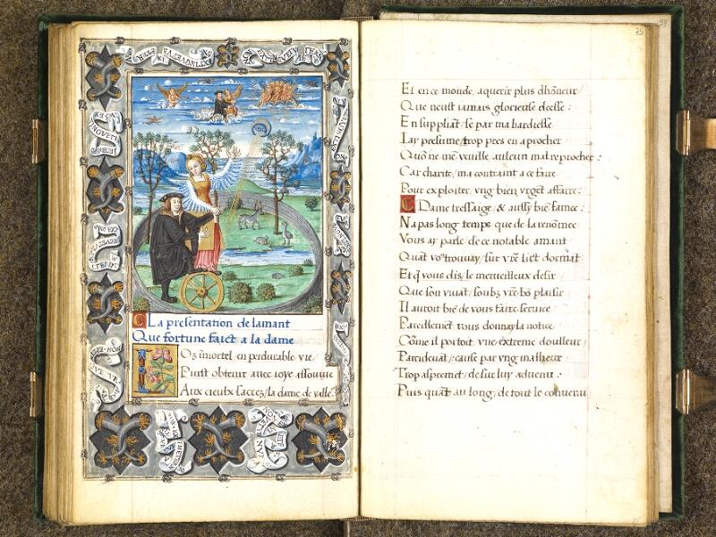 CHANTILLY, Bibliothèque du château, 0508 (1489), f. 074v - 075