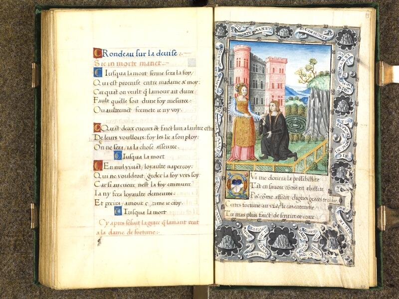 CHANTILLY, Bibliothèque du château, 0508 (1489), f. 088v - 089