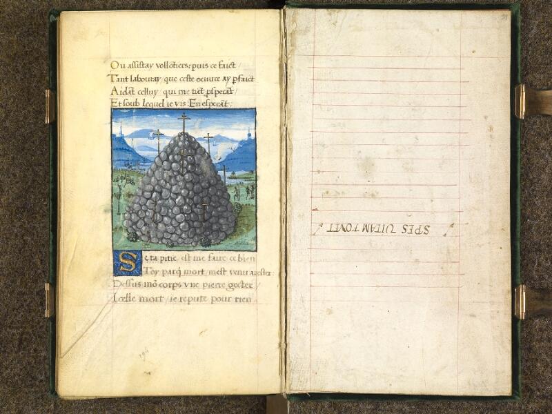 CHANTILLY, Bibliothèque du château, 0508 (1489), f. 097v - 098