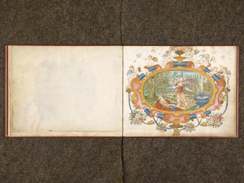 CHANTILLY, Bibliothèque du château, 0536 (1462), f. 001v - 002