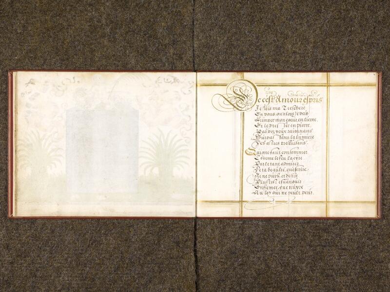 CHANTILLY, Bibliothèque du château, 0536 (1462), f. 003v - 004