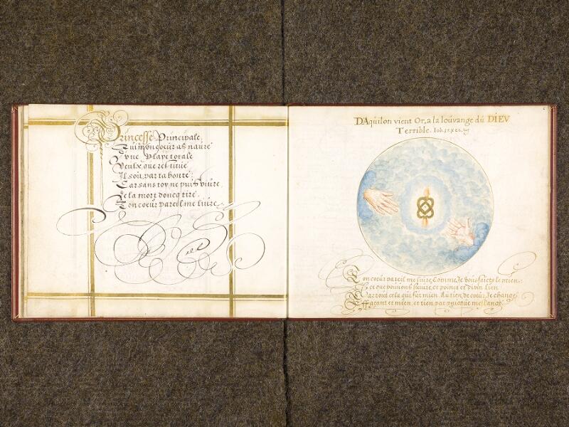 CHANTILLY, Bibliothèque du château, 0536 (1462), f. 005v - 006