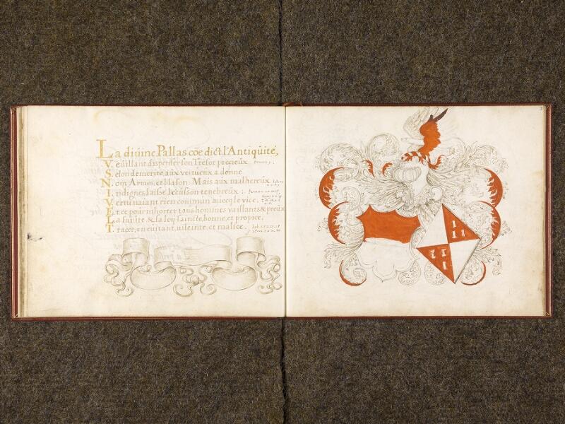 CHANTILLY, Bibliothèque du château, 0536 (1462), f. 008v - 009