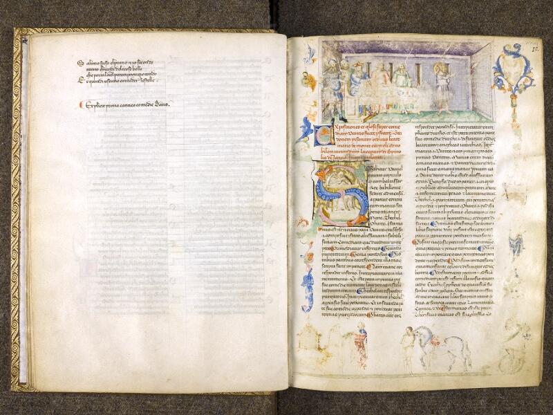 CHANTILLY, Bibliothèque du château, 0597 (1424), f. 029v - 031 erreur de foliotation