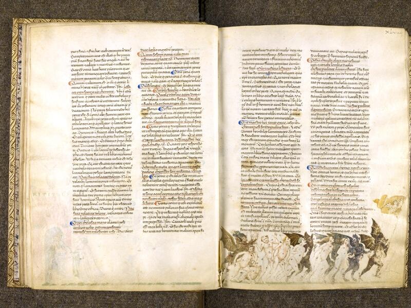 CHANTILLY, Bibliothèque du château, 0597 (1424), f. 048v - 049