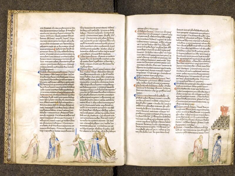 CHANTILLY, Bibliothèque du château, 0597 (1424), f. 052v - 053