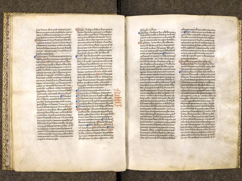 CHANTILLY, Bibliothèque du château, 0597 (1424), f. 057v - 058