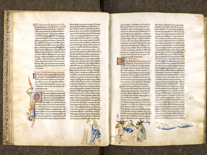 CHANTILLY, Bibliothèque du château, 0597 (1424), f. 060v - 061
