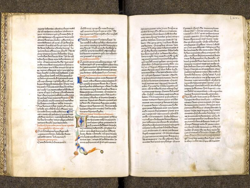CHANTILLY, Bibliothèque du château, 0597 (1424), f. 074v - 075