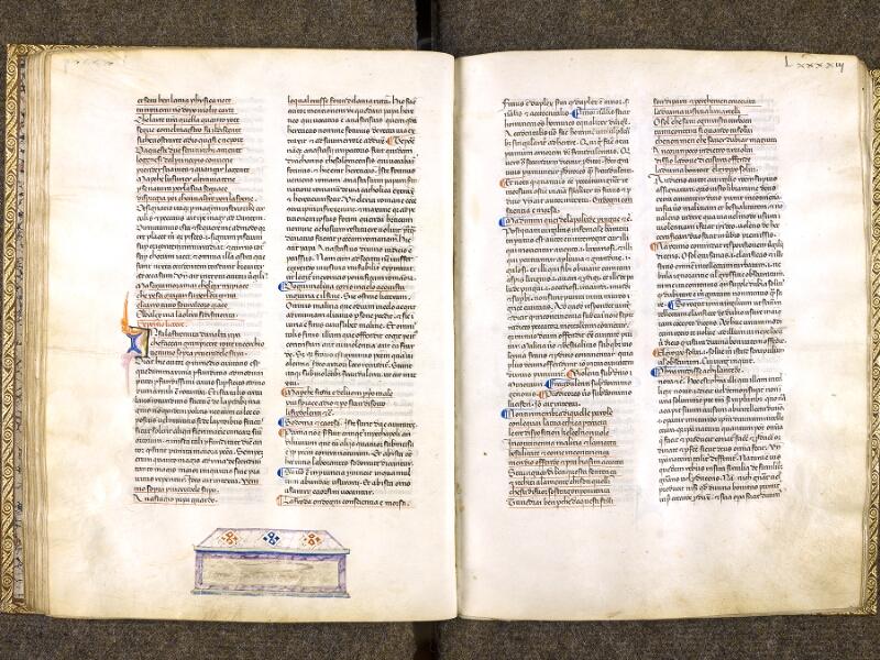 CHANTILLY, Bibliothèque du château, 0597 (1424), f. 092v - 093