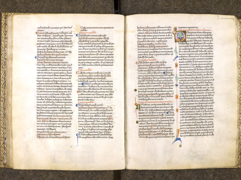 CHANTILLY, Bibliothèque du château, 0597 (1424), f. 093v - 094