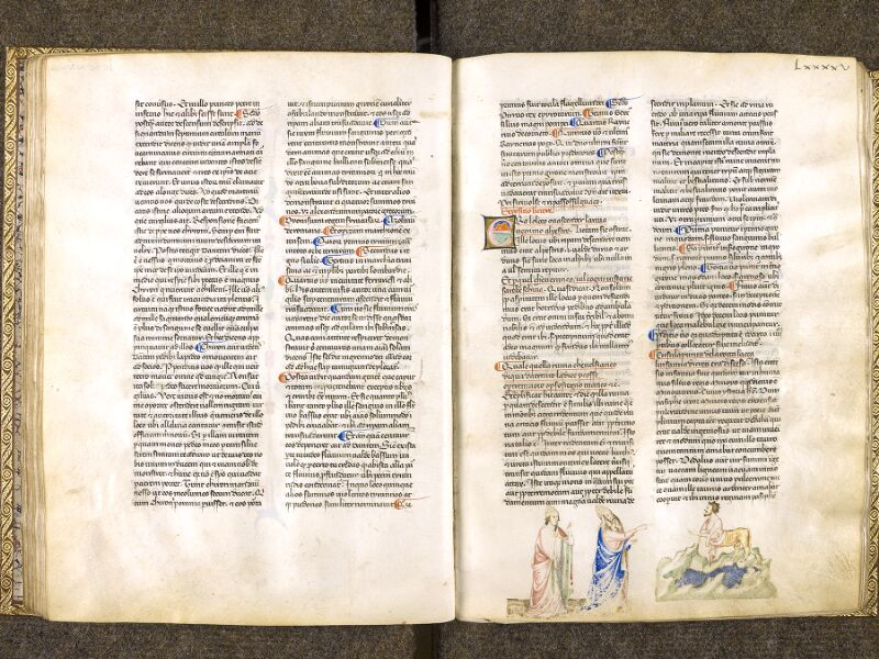 CHANTILLY, Bibliothèque du château, 0597 (1424), f. 094v - 095