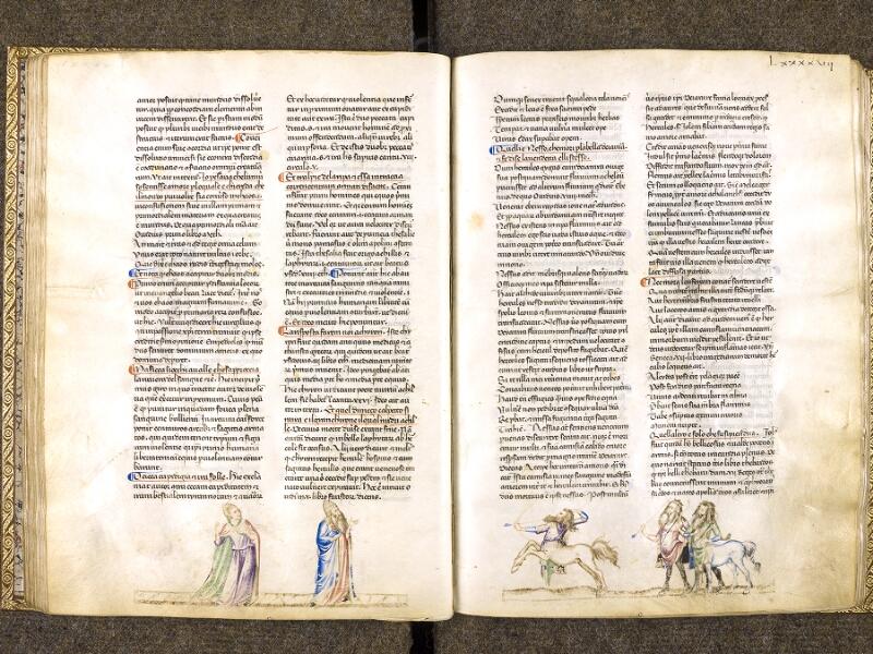 CHANTILLY, Bibliothèque du château, 0597 (1424), f. 096v - 097