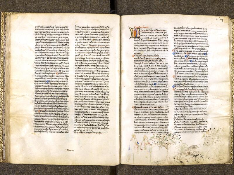 CHANTILLY, Bibliothèque du château, 0597 (1424), f. 102v - 103