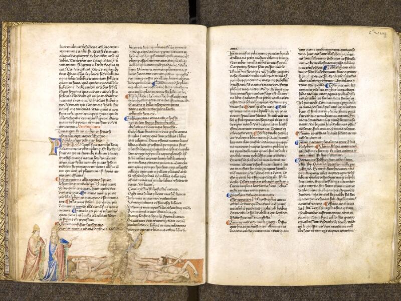 CHANTILLY, Bibliothèque du château, 0597 (1424), f. 107v - 108